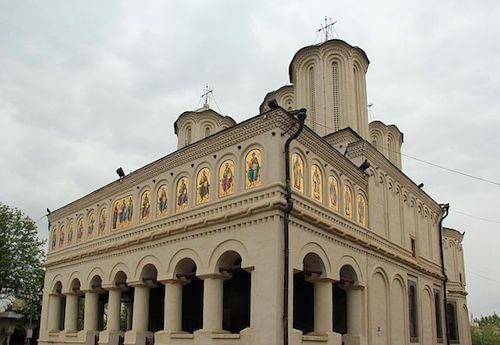 Cathédrale patriarcale de Bucarest