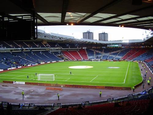 Stade Euro 2021 : Hampden Park de Glasgow
