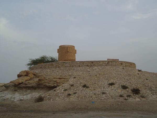 Defensive Towers al-Khawr