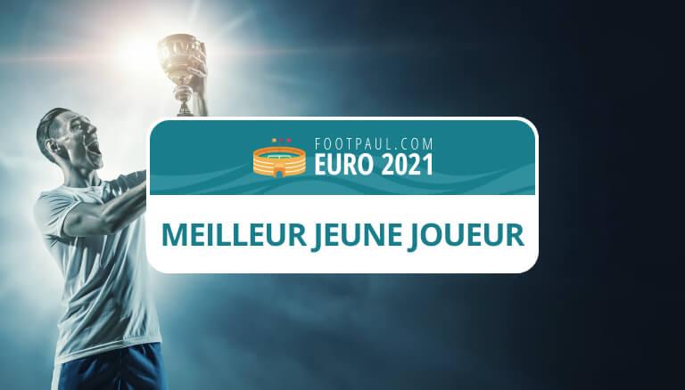 jeune joueur euro 2020 cote pari